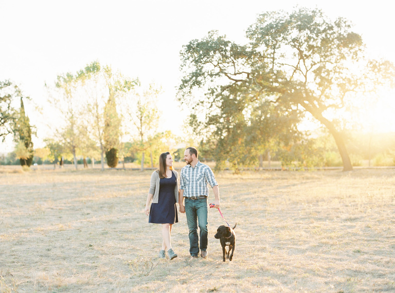 Sonoma Engagement Session