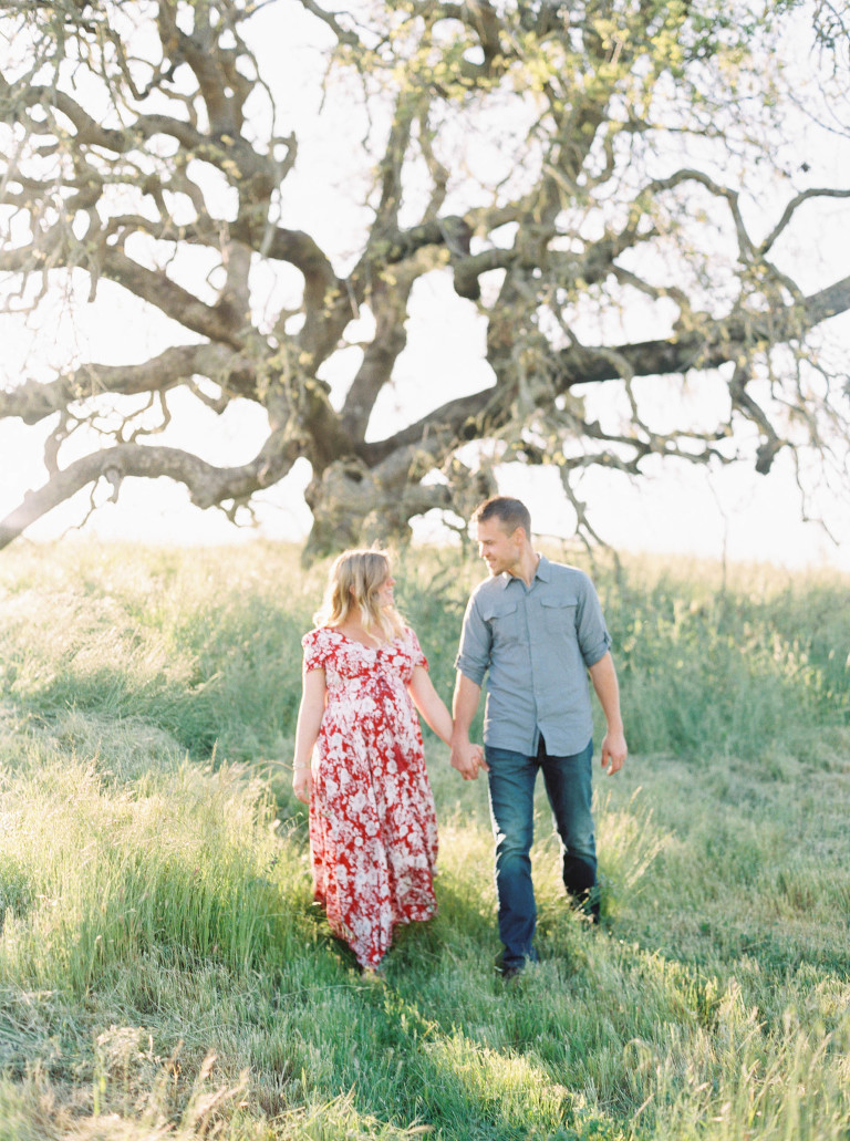 Sonoma Maternity Session